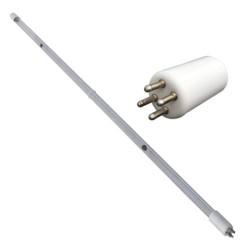 80w Amalgam UV-C lamp GPHVA600T5/4