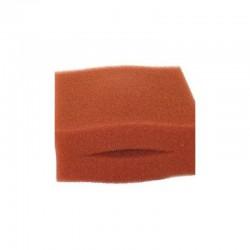 Éponges filtrantes en mousse de rechange fines pour Oase 25 x 25 x 8 cm
