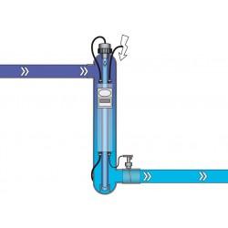 Blue Lagoon UV-C Pro 130W amalgaam
