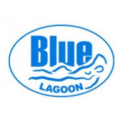 Blue lagoon  Ozone Tube / Huls / Sleeve
