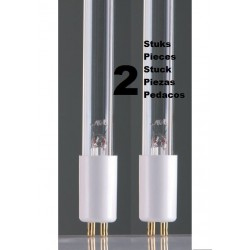 2  Philips UV-C lamp 75 Watt