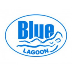 Blue Lagoon UV-C Glass sleeve with lamp switch connector 130 Watt lamp
