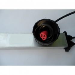 Rode aansluiting Trafo 40w UV-C