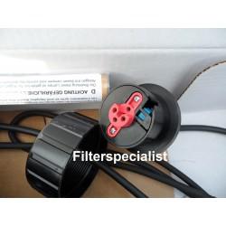 Rote anschluss Vorschaltgerät Ersatztrafo 75w UV-C